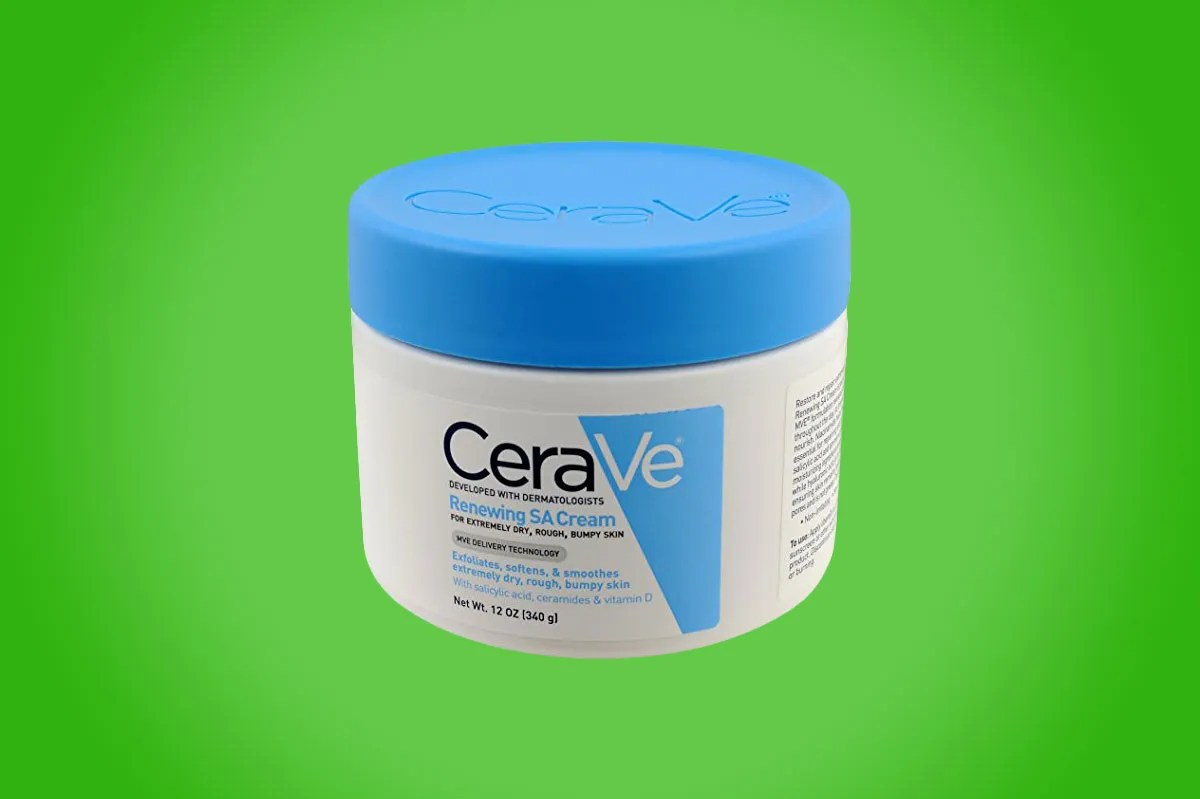 Best Skin Care Cream Cerave Renewing System Sa Renewing Cream