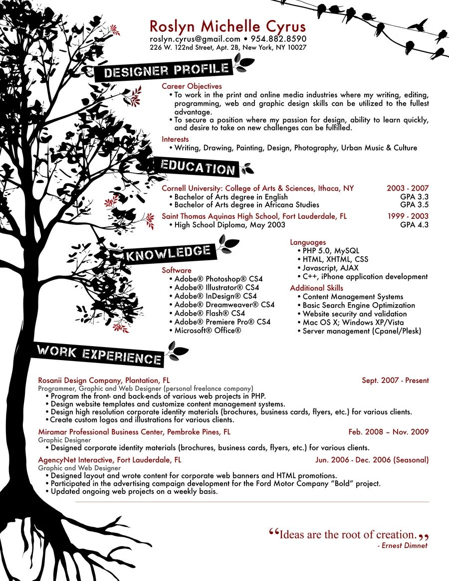 great resume graphic design example good resume template great resume graphic design 10 eye catching graphic designer resumes how design of creative graphic design