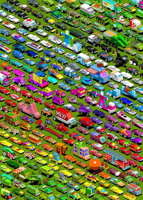 Girl Minecraft Wallpaper 25 Wonderful Examples Of Isometric Pixel Arts Pixel Curse
