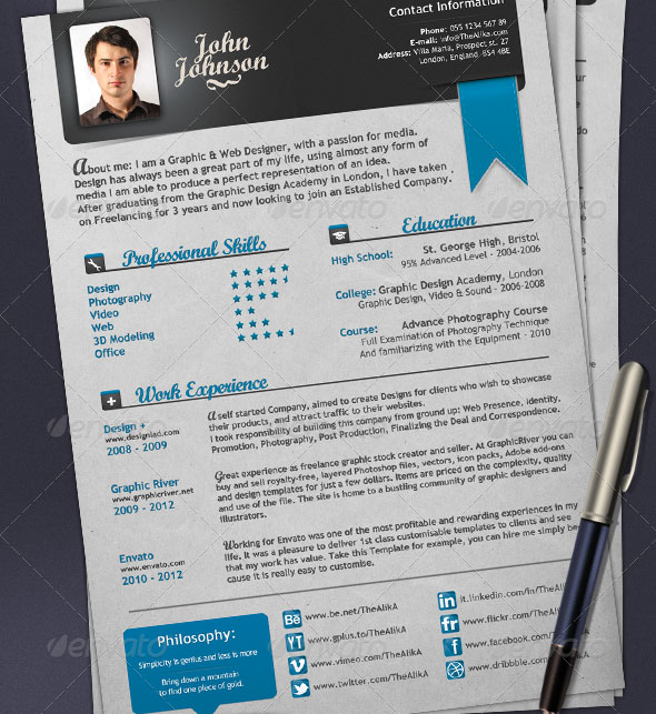 Online Resume Wordpress Template  Nurse Resume Database