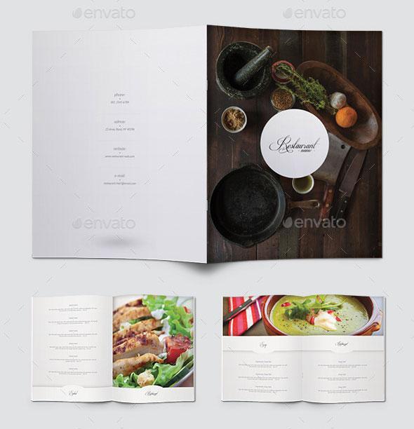 25 Best Restaurant Menu Design Templates 2015 Pixel Curse