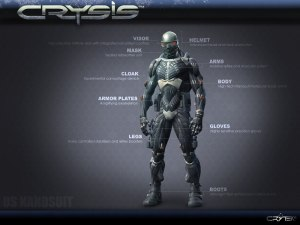 Crysis Nanosuite