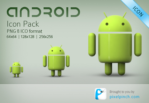 Google Android Icon Pack - Free