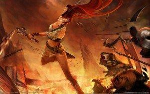 Heavenly Sword (3)