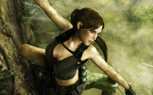 Girls in Games | 30 Wallpapers Collection