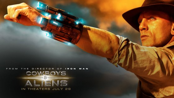 Cowboys & Aliens Movie 7 Wide Wallpapers PixelPinch