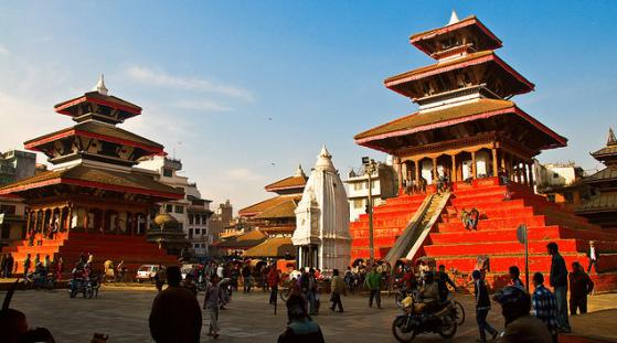 Kathmandu Durbar Square 7 UNESCO Listed Heritage Sites of Nepal (within Kathmandu Valley)