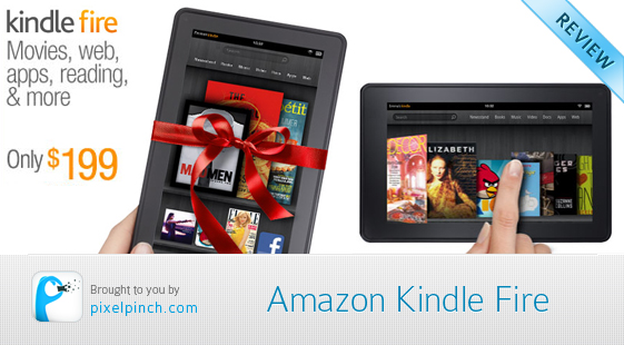 Amazon Kindle Fire Amazon Kindle Fire Tablet Best eReader Review