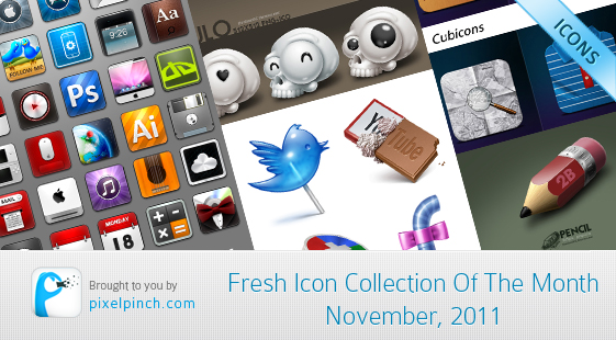 Best Icons of Month November