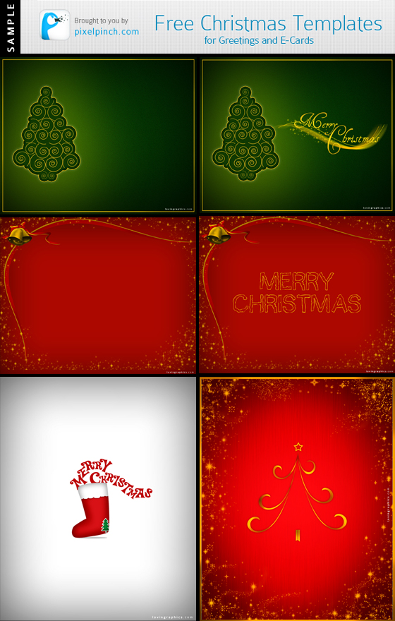Free Christmas Designs Sample