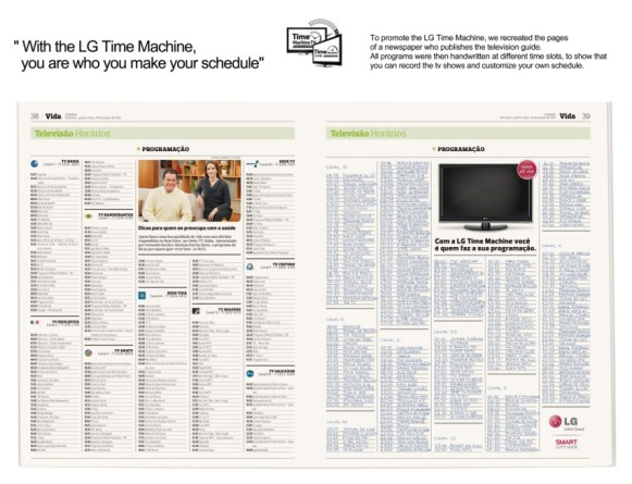 an programacao3 Top Print Advertisements of 2011 Half Yearly, Part 2