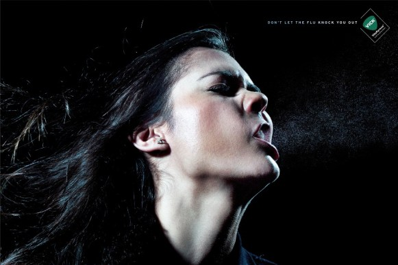 knockout girl  outdoor poster Top Print Advertisements of 2011 Half Yearly, Part 2