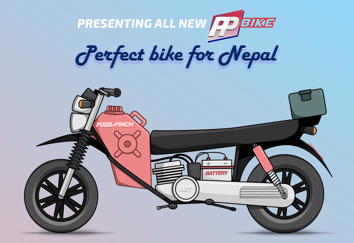 Perfect motorcycle for Nepal - Concept Bike