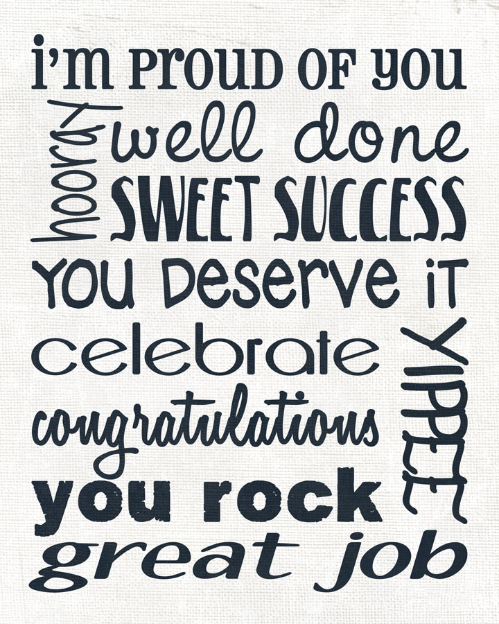 words of congratulations - Canasbergdorfbib