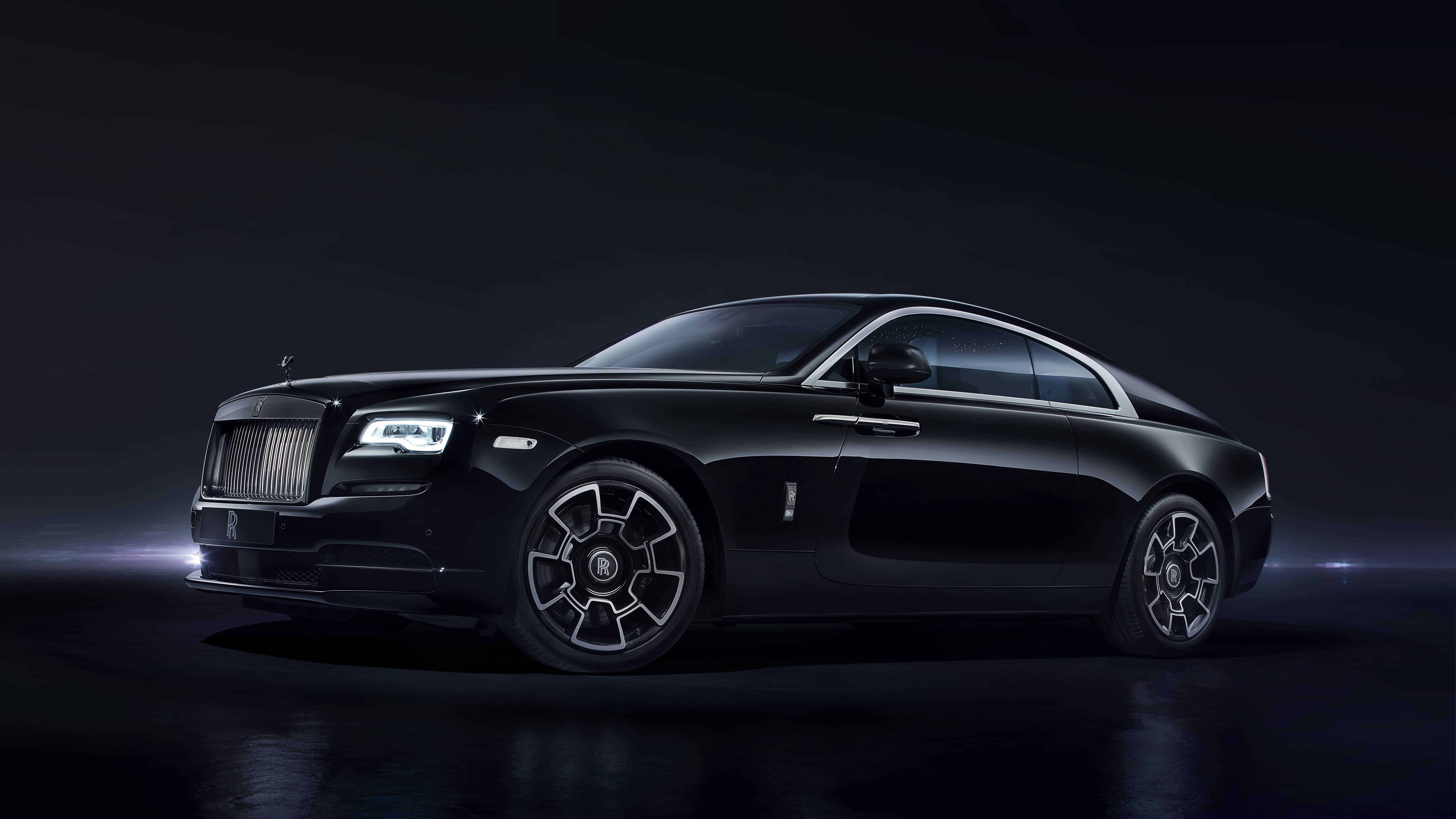 Cars Hd Mobile Wallpapers Rolls Royce Ghost Black Badge Uhd 8k Wallpaper Pixelz