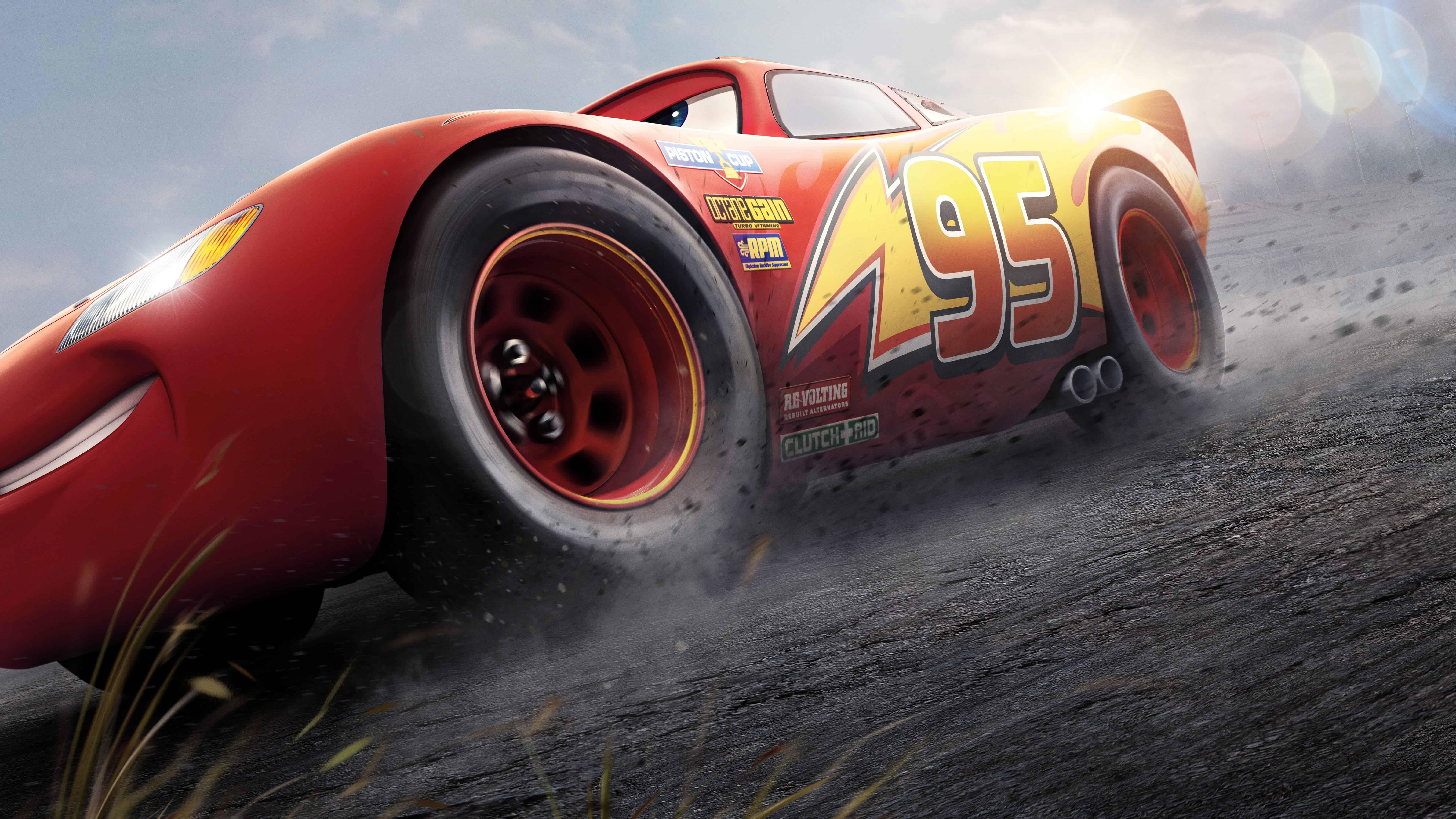 Pics Of Cars Wallpapers Cars 3 Lightning Mcqueen Uhd 8k Wallpaper Pixelz