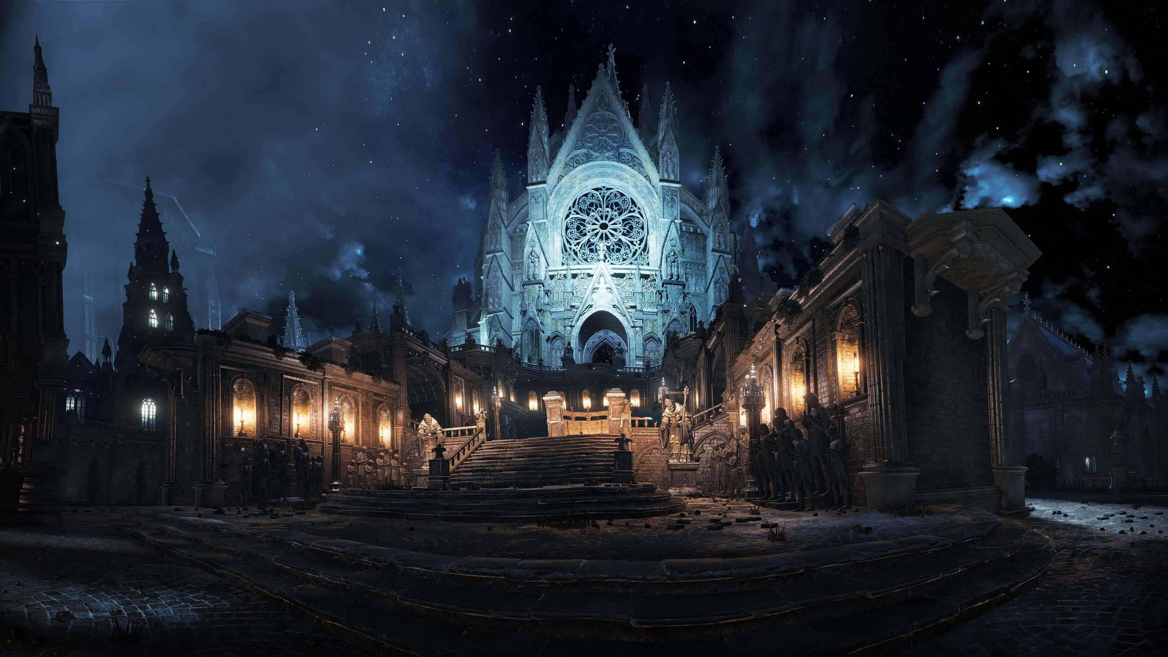 Fire Wallpaper Hd Dark Souls 3 Irithyll Of The Boreal Valley Uhd 4k