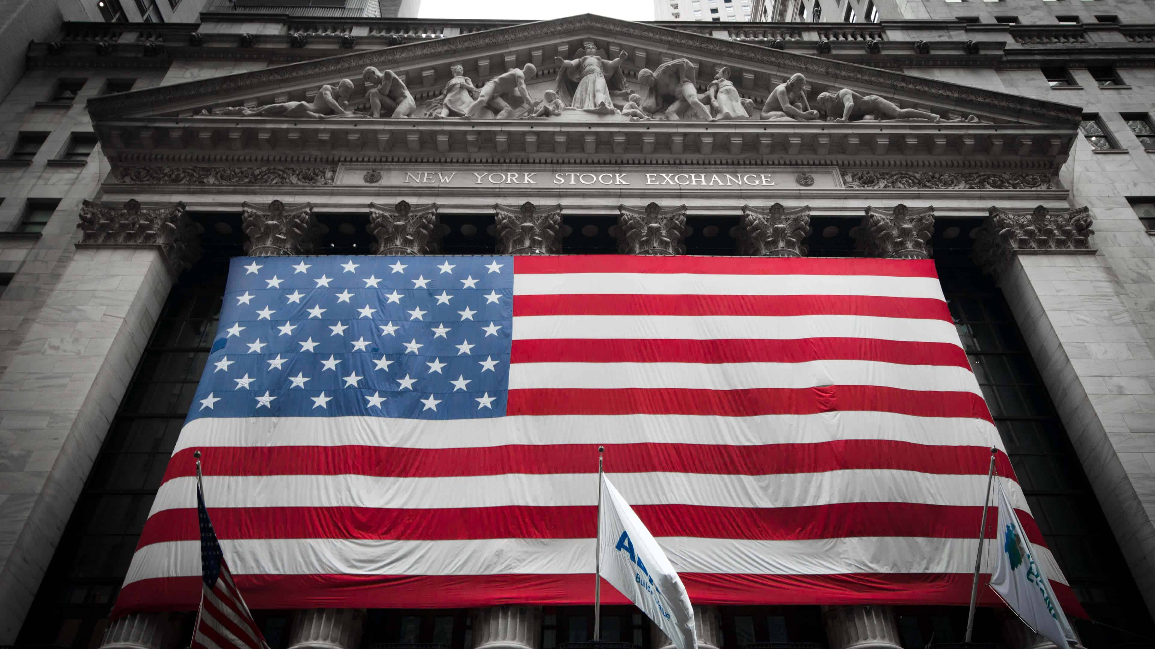 Ultra Hd Desktop Wallpapers New York Stock Exchange Nyse United States Uhd 4k