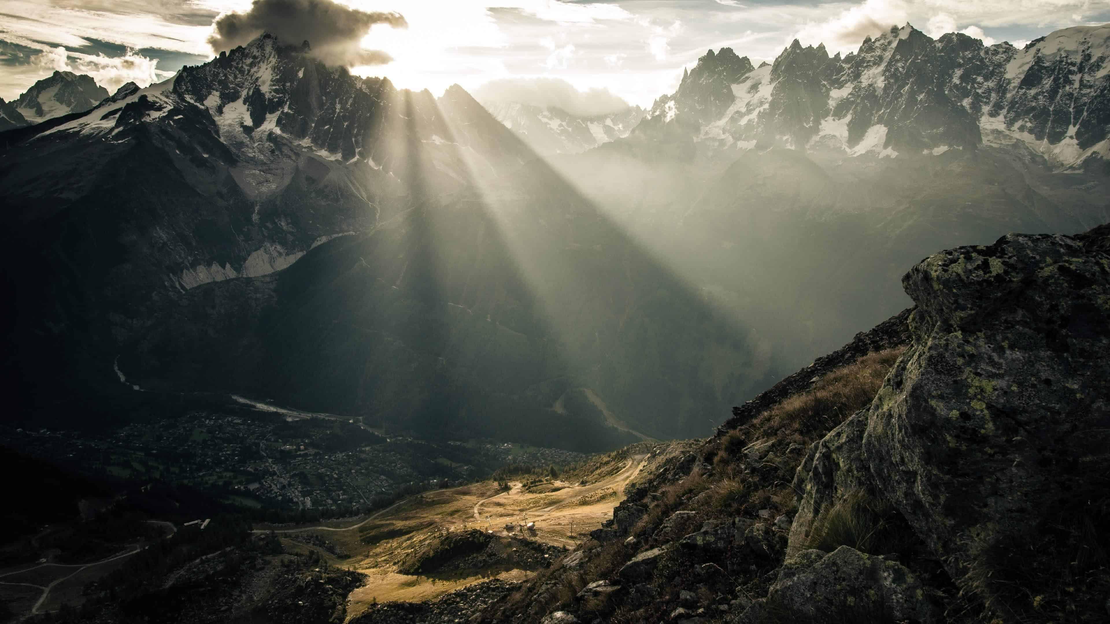 Destop Wallpaper Cars Chamonix Mont Blanc France Uhd 4k Wallpaper Pixelz