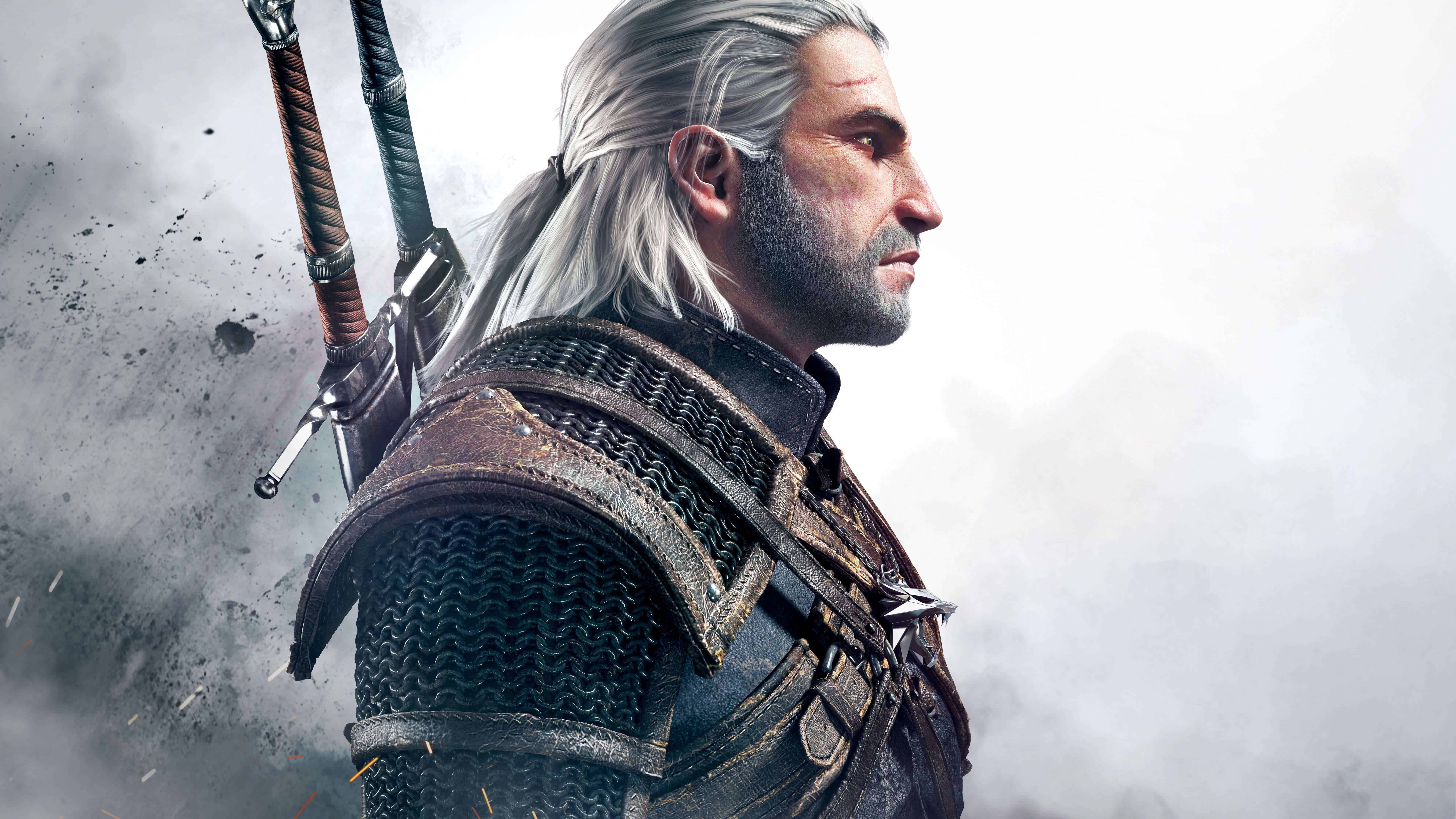 Download Cars Wallpapers For Mobile Witcher 3 Geralt Of Rivia Uhd 8k Wallpaper Pixelz