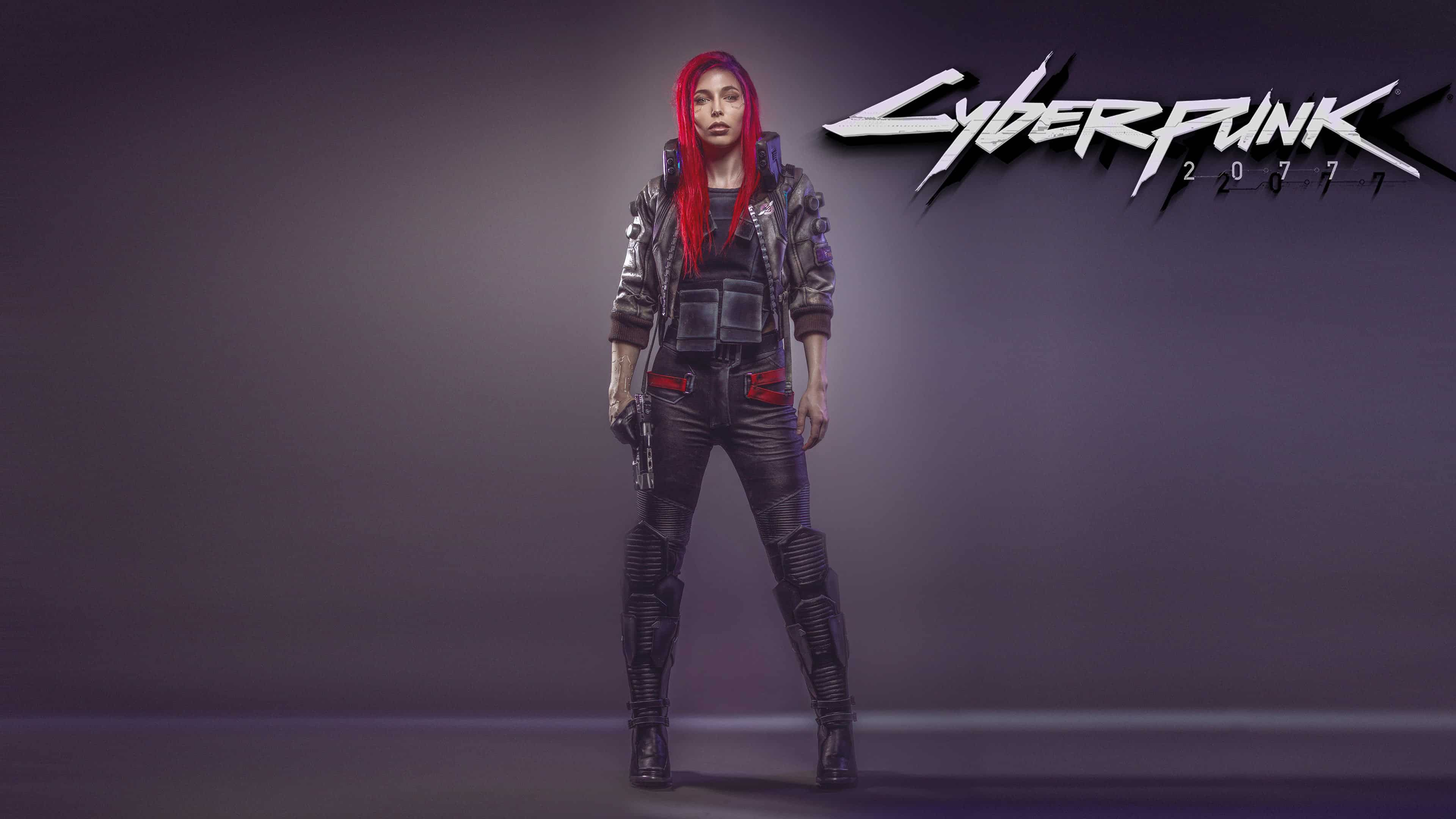 Cars Wallpaper Hd Wallpaper Cyberpunk 2077 Female Uhd 4k Wallpaper Pixelz