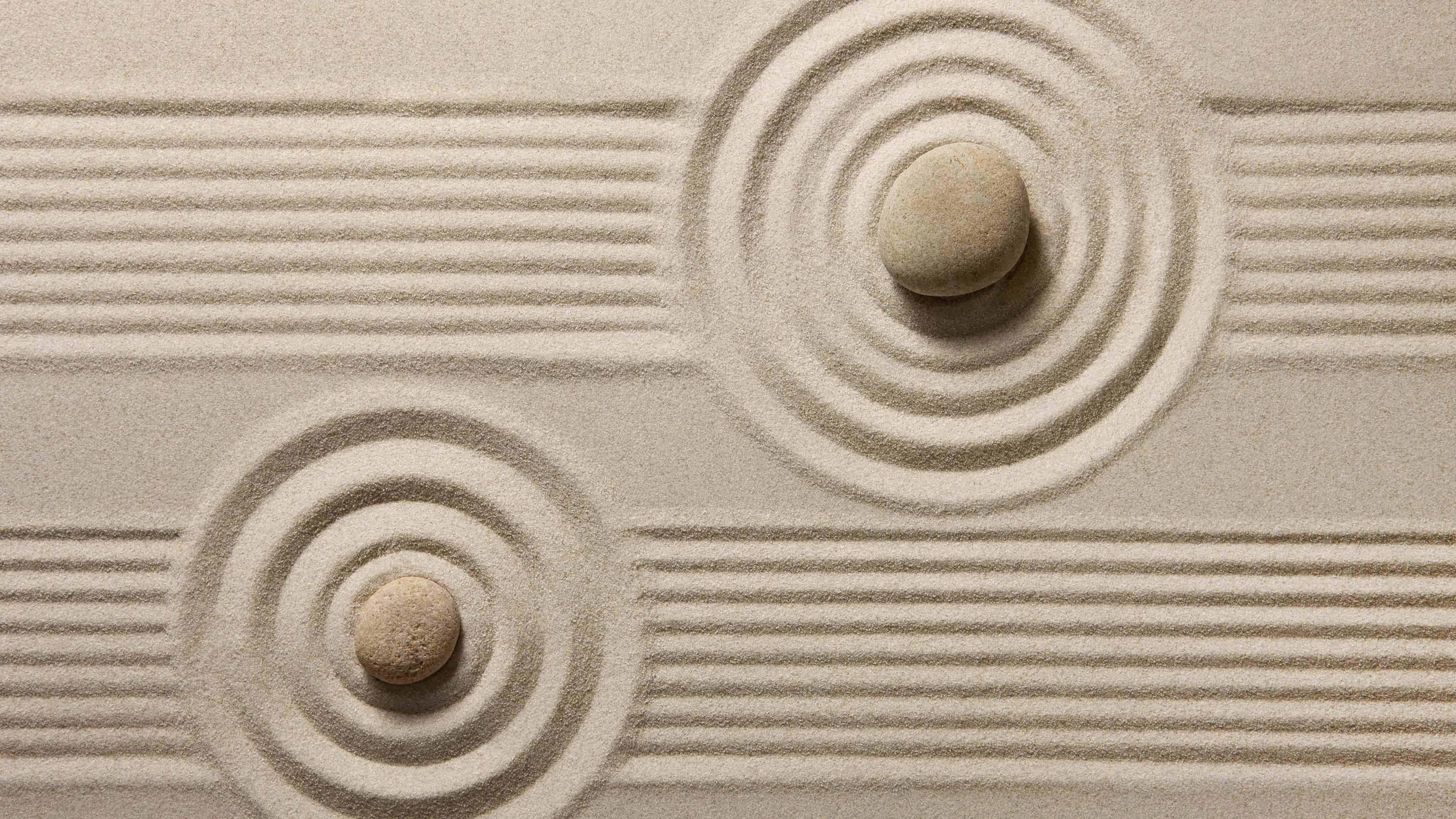 Cars Photos Hd Wallpaper Zen Sand Japanese Rock Garden Uhd 4k Wallpaper Pixelz
