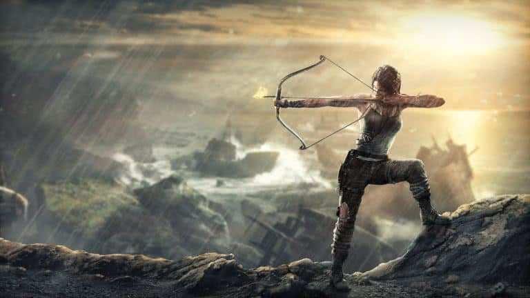 Ultra Hd Wallpapers Cars Shadow Of The Tomb Raider Lara Croft Bow Uhd 4k Wallpaper