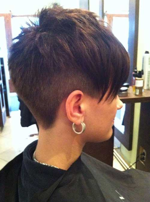 Pixie Cut Choppy 25 Pixie Cut With Long Bangs Pixie Cut 2015