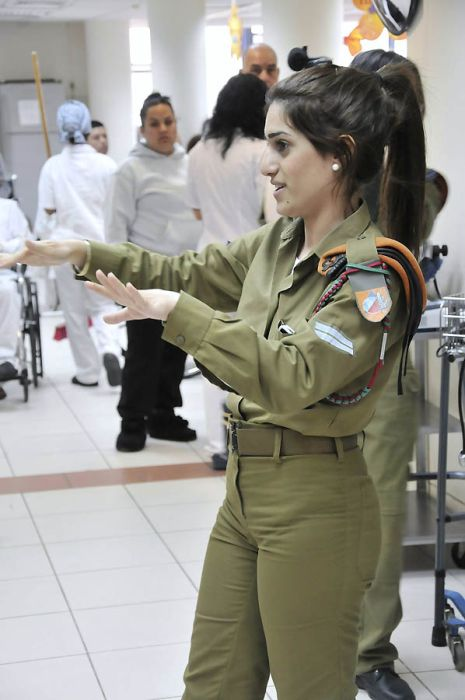 Wallpaper In Pakistani Girl Girls Of Israel Army Forces Part 2 Others