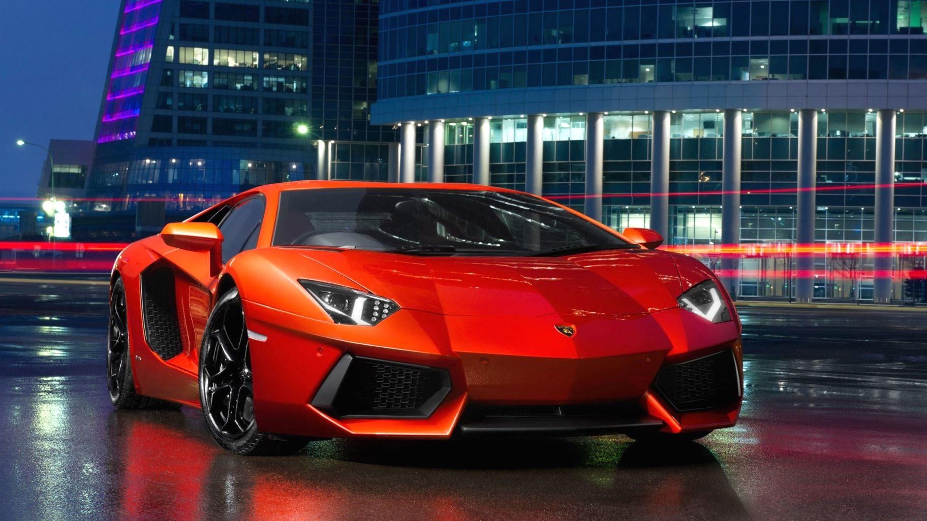 Lamborghini Car Hd Wallpaper For Pc Free Picture Automotive Car Coupe Sport Car