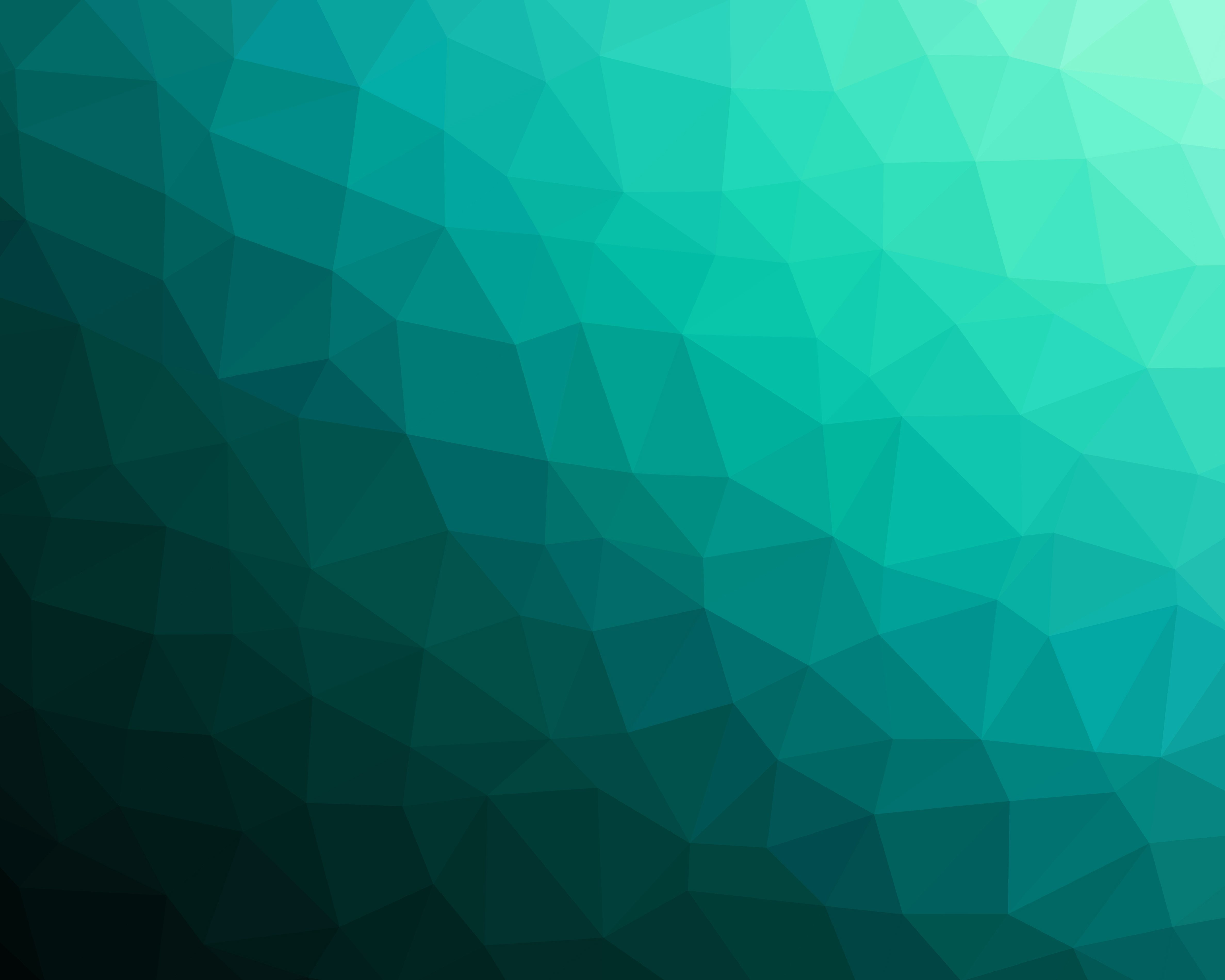Cubes 3d Wallpaper Free Picture Geometric Shape Green Abstract Futuristic