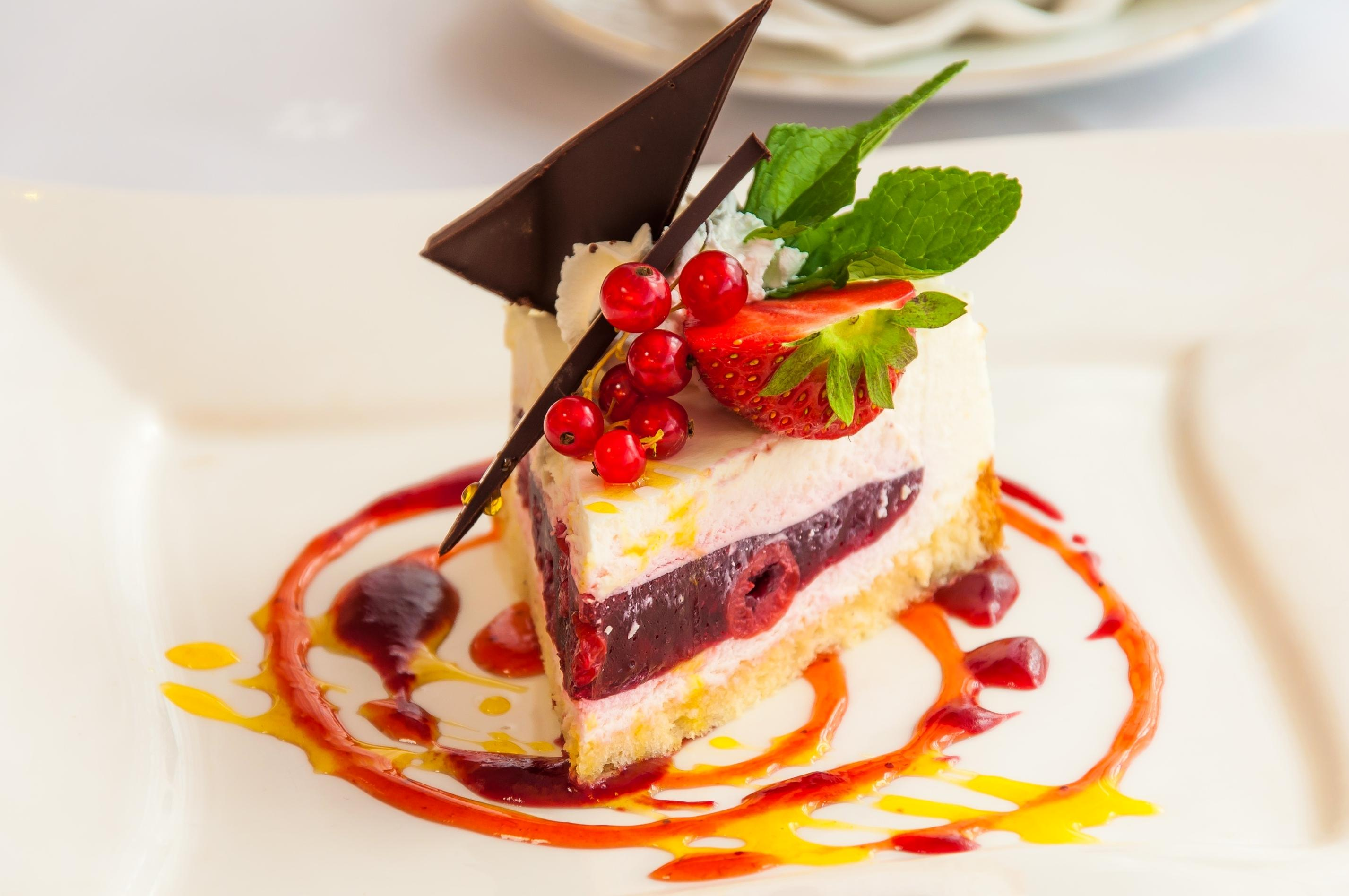 Restaurant Mint Free Picture: Chocolate, Cake, Sweet, Cream, Delicious
