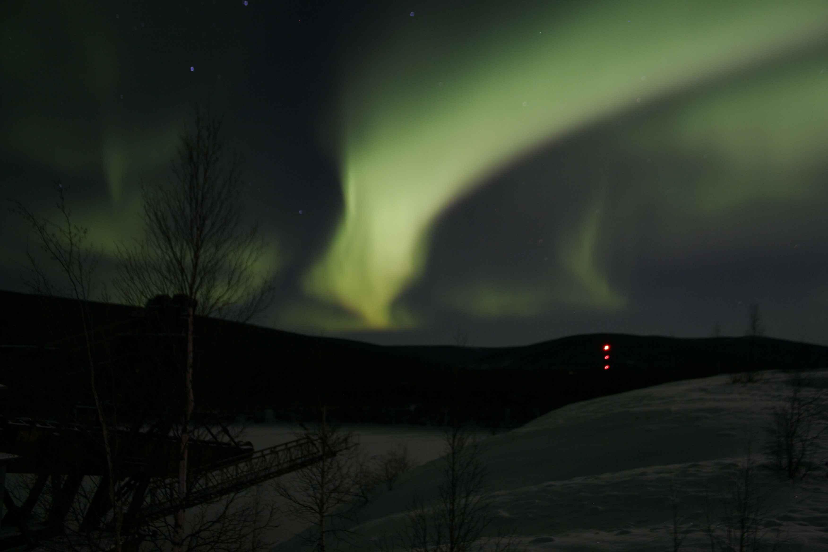 Fall And Winter Wallpaper Free Picture Northern Lights Alaska Aurora Borealis