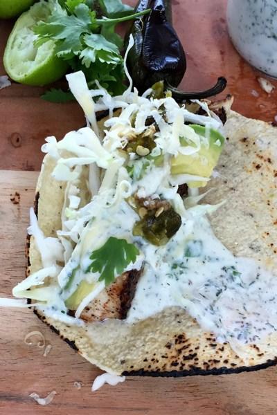 Tacos de Pescado