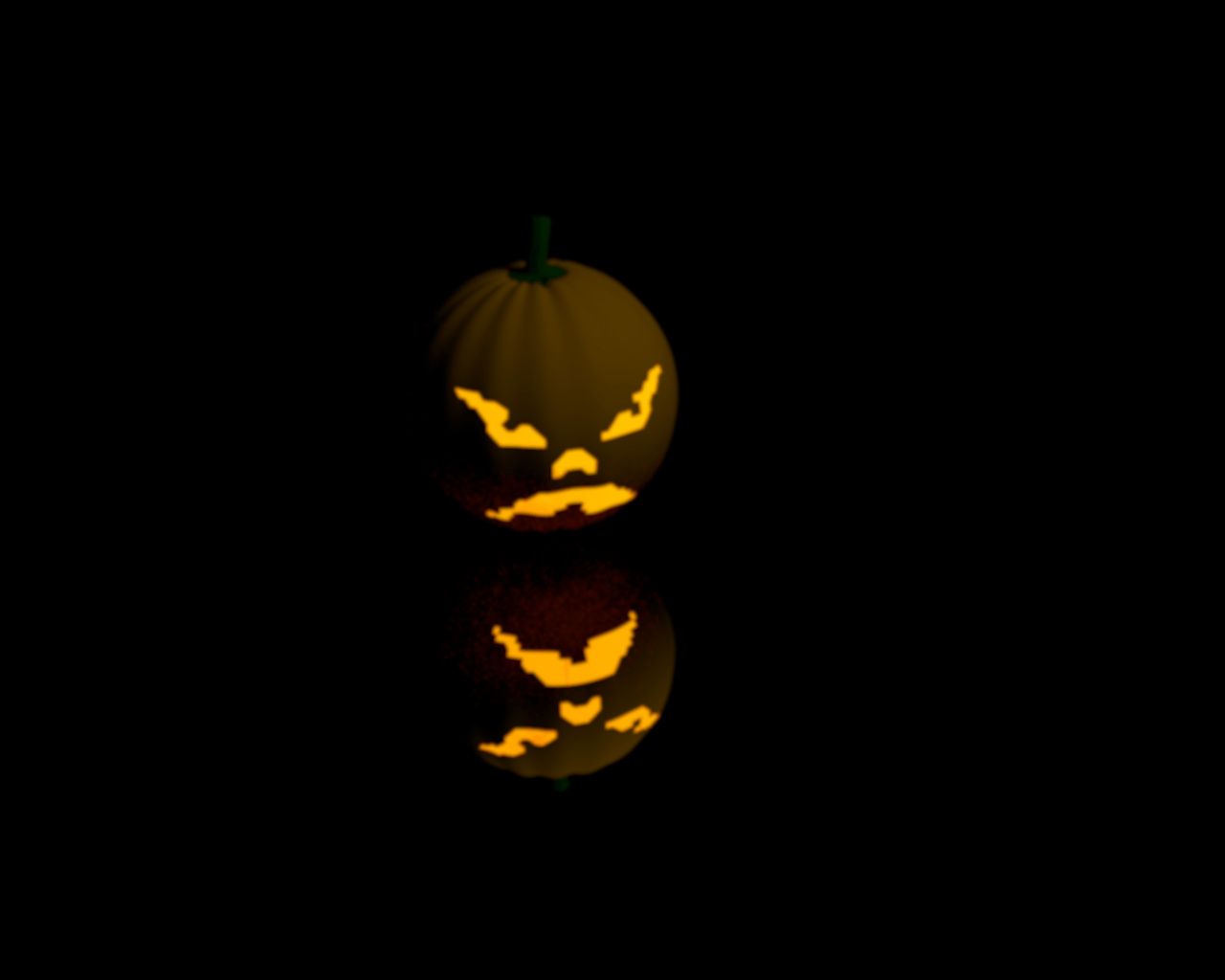 Wallpaper 3d Anime Calabaza De Halloween Wallpaper Piziadas Gr 225 Ficas