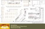 Pizza Restaurant Floor Plans