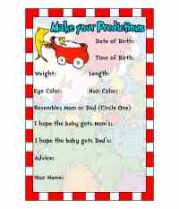 Dr. Seuss Baby Shower Ideas, Party Food, Decorations, and ...