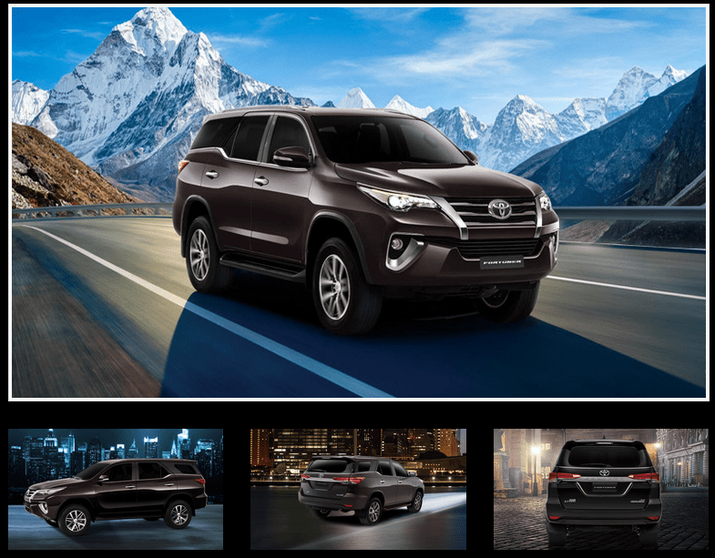 Toyota Fortuner 2018 Price In Pakistan Specs Pics Launch