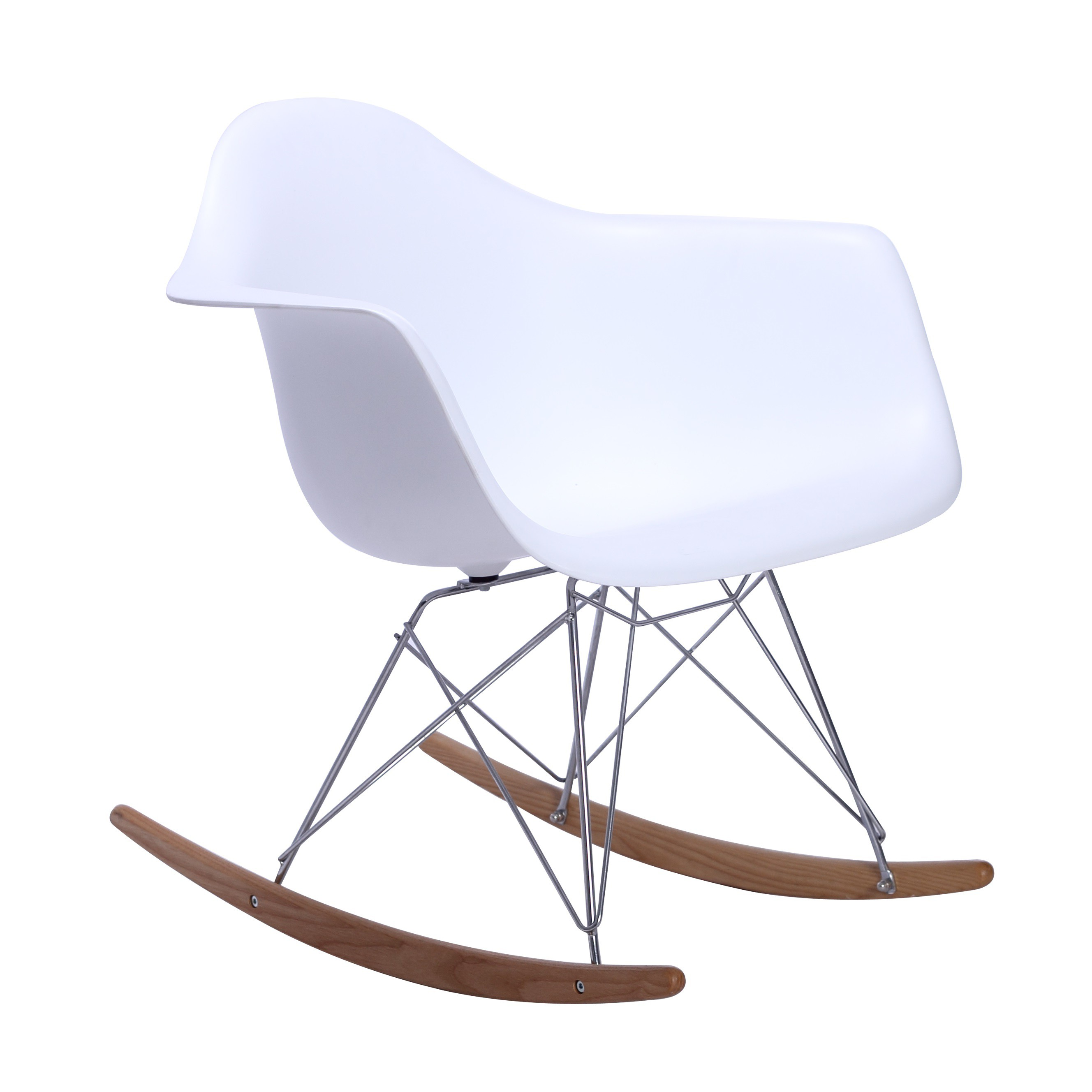 Viva Mexico Chair Replica Eames Rar Rocking Chair