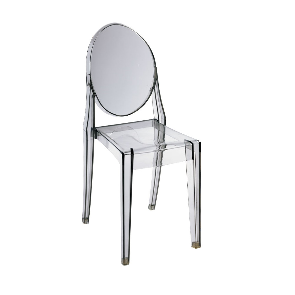 Philippe Starck Ghost Chair Replica Philippe Starck Victoria Ghost Chair