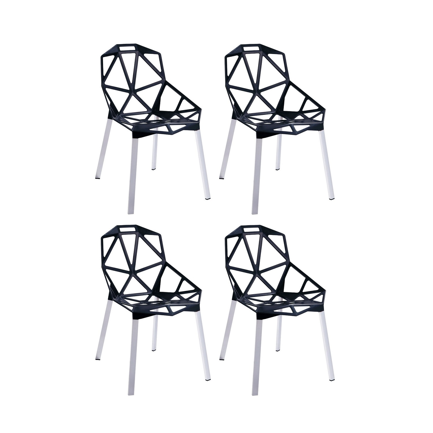 Konstantin Grcic Chair One Replica Konstantin Grcic Chair One Set Of 4 Place
