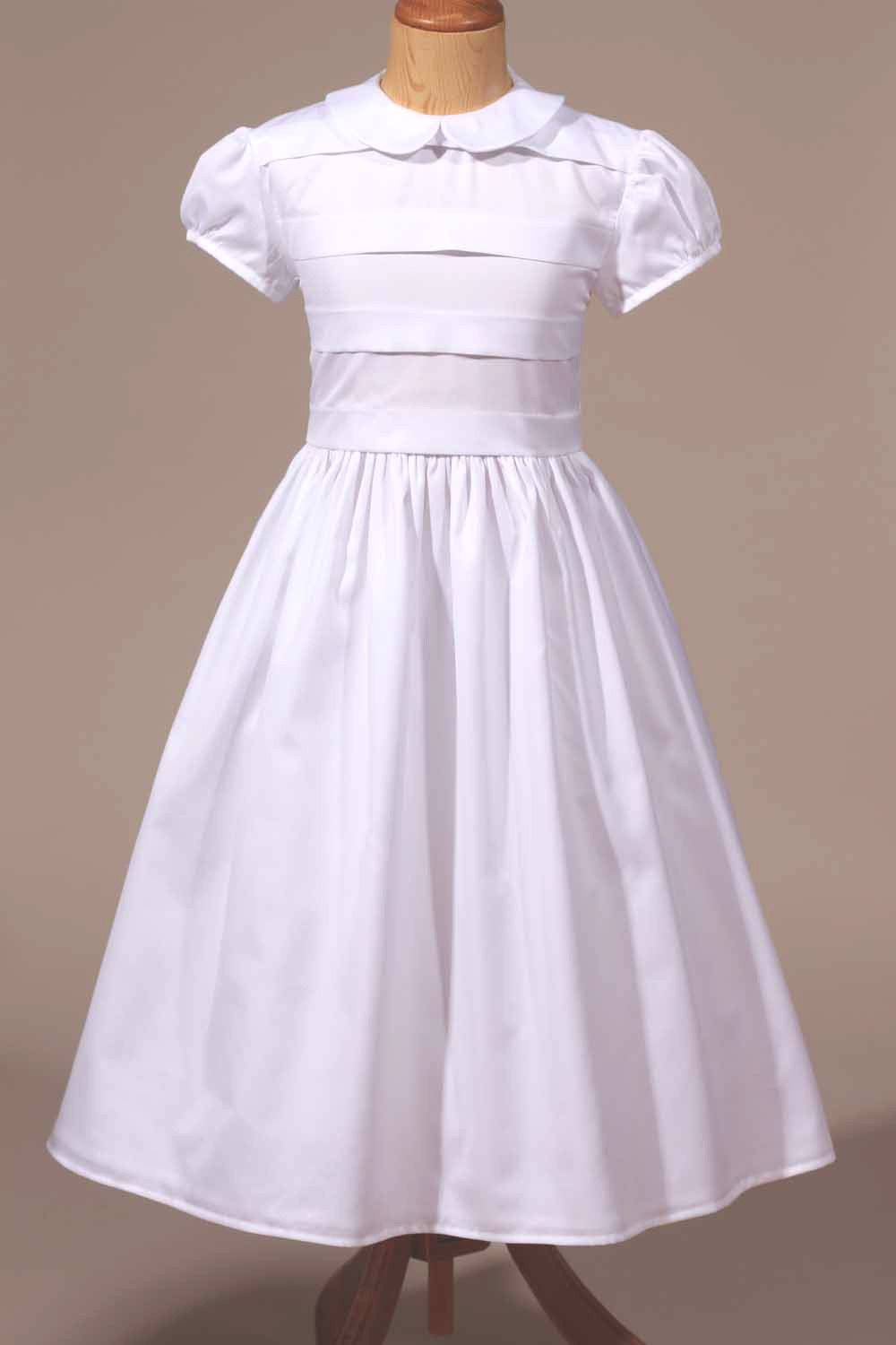 Nancy Paris Pas Cher Robe De Communion Fille Sur Mesure