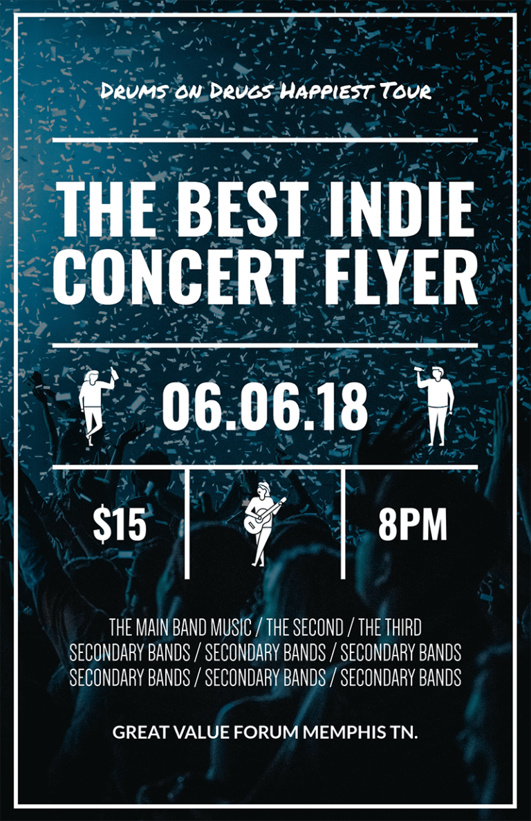 what program should i use to make a flyer