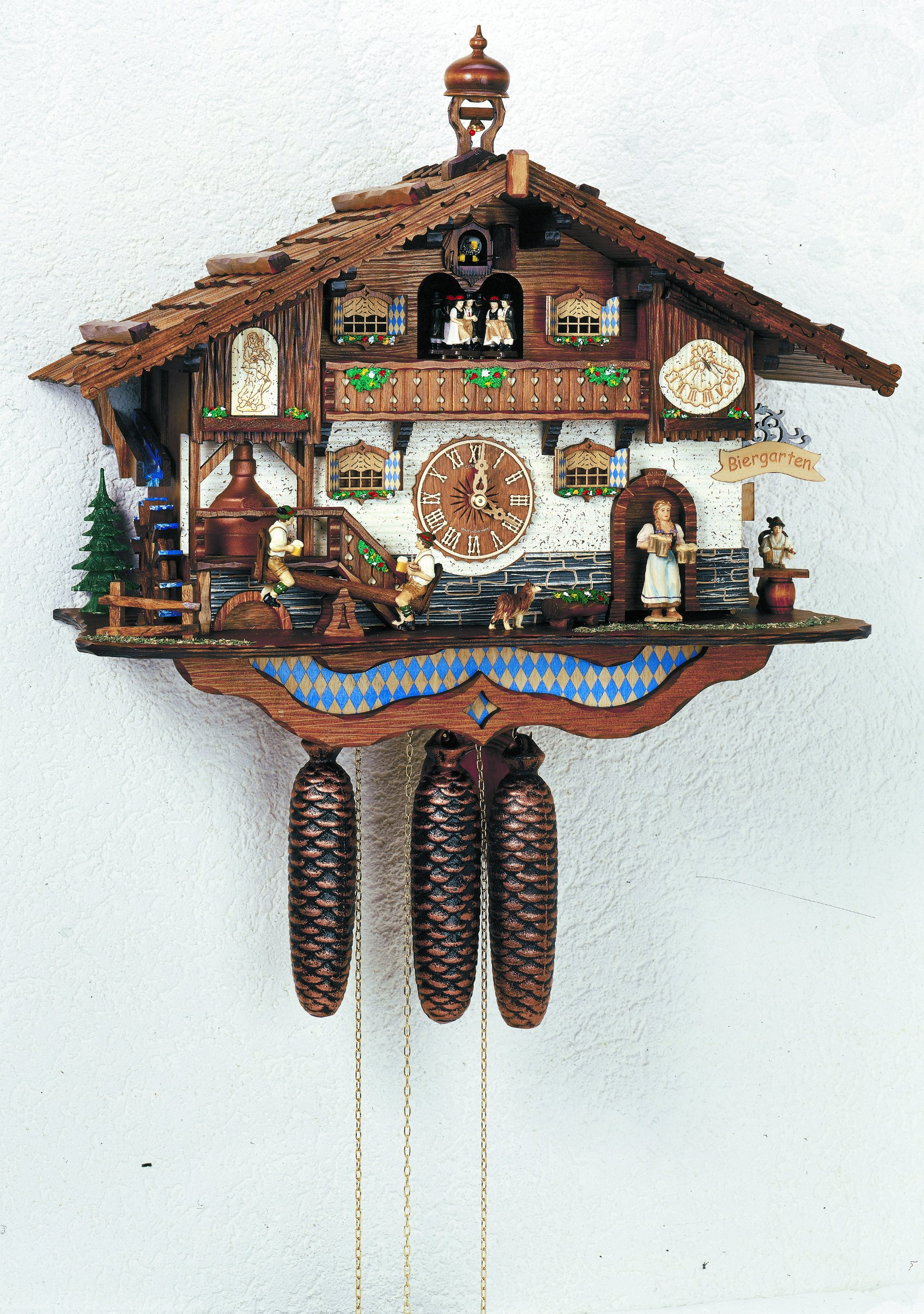 Affordable Cuckoo Clocks Placeofclocks 39s Weblog November 2008