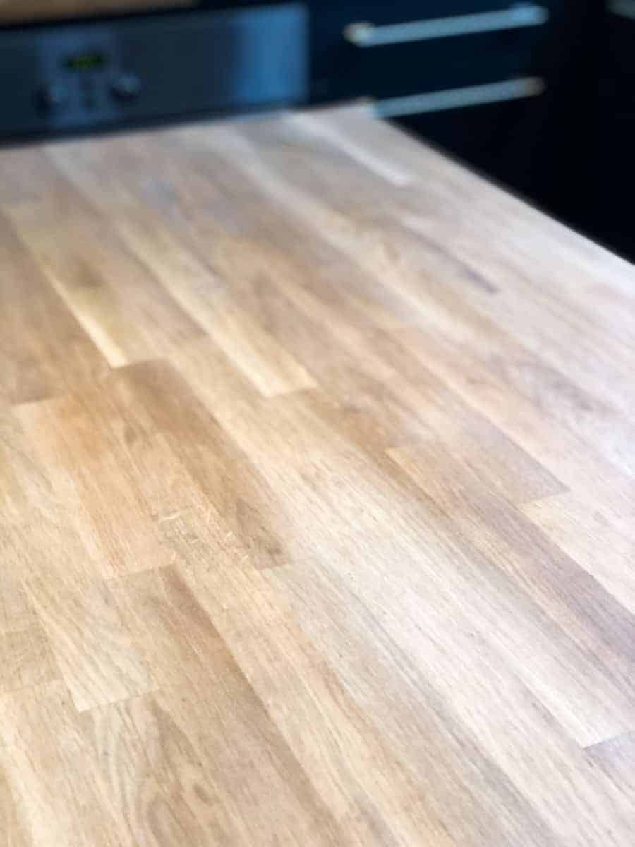 How To Waterproof Wood Countertop Sealing Butcher Block Countertops Place Of My Taste