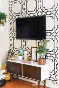 IKEA TV STAND HACK - PLACE OF MY TASTE