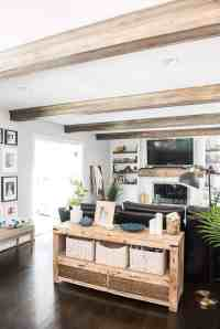 Neutral Living room makeover: Check out this clients