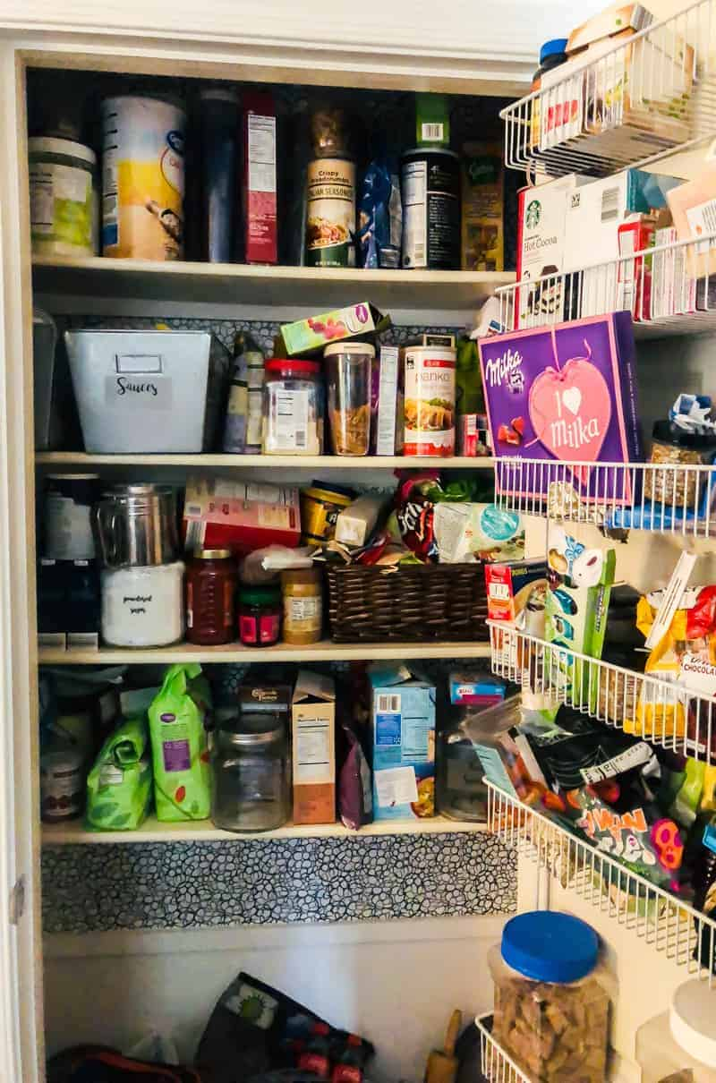 Pantry Organization Open Pantry Organization With Tuesday Morning Place Of My Taste