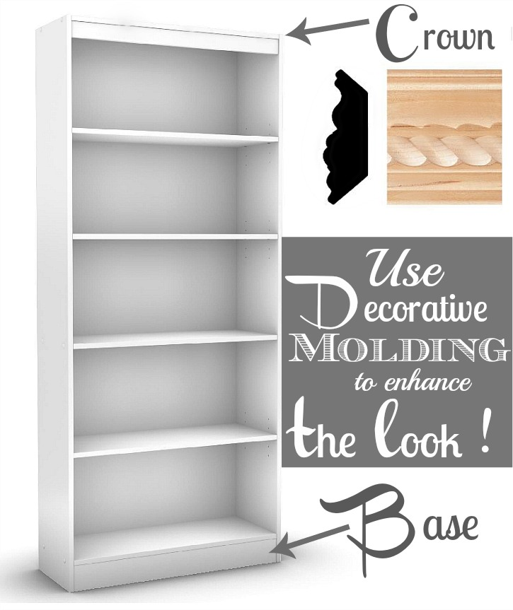 Customizing Prefabricated Bookcases Places In The Home