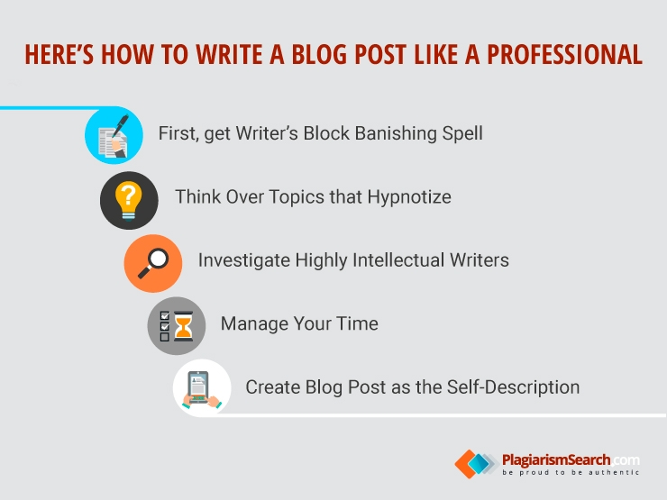 Blog Writing as a Great Way to Express Yourself - how to be a professional